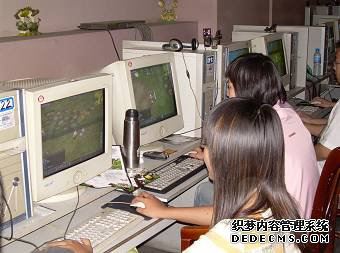 天津校园行工大迪莉雅网吧活动进行中